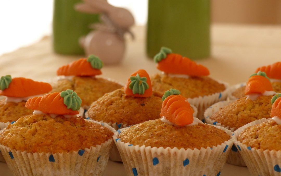 Recepten voor gezonde muffins